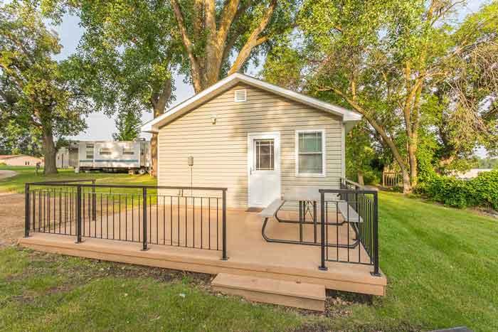 Barrett Lake Resort and Campground Cabin Rental