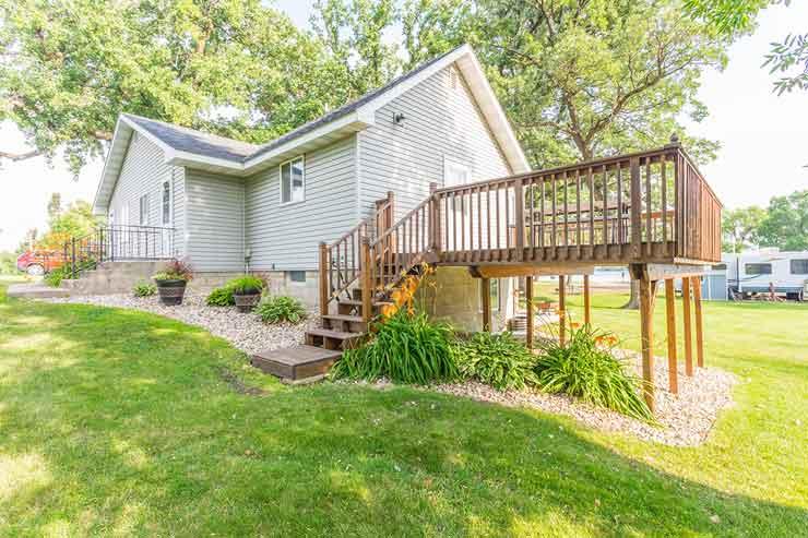 Barrett Lake Resort and Campground house rental