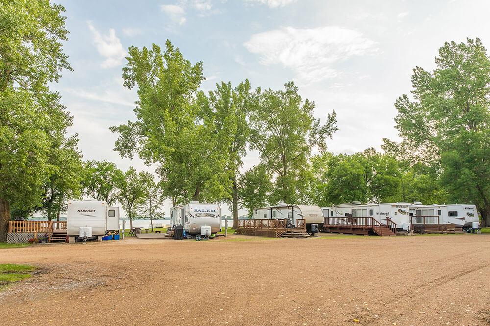 Barrett Lake Campground